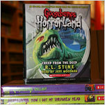 'Goosebumps' Rises From the Literary Grave