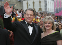 Al Gore at the 79th
