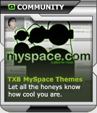 TeamXbox MySpace Themes