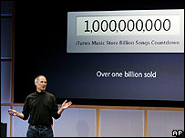 Apple Computer CEO Steve Jobs