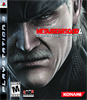 Boxart for Metal Gear Solid 4: Guns of the Patriots