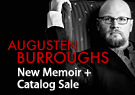 uberRoom Augusten Burroughs - Wolf at the Table (US/CA)