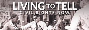 civil rights, timeline, history, living to tell