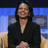 Condoleezza Rice, US Secretary of State