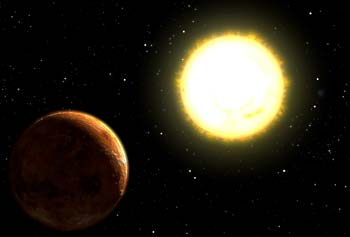 Neptune-size extrasolar planet circling the star Gliese 436