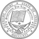 Seal of the Indiana Supreme Court