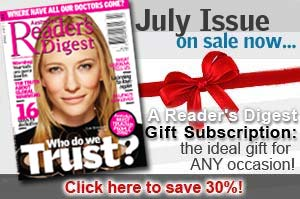 Reader's Digest Gift Subscription