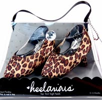 Heelarious shoes