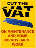 CUT THE VAT - Sign the petition