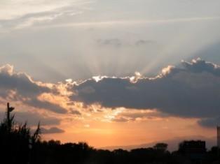 sunrise: