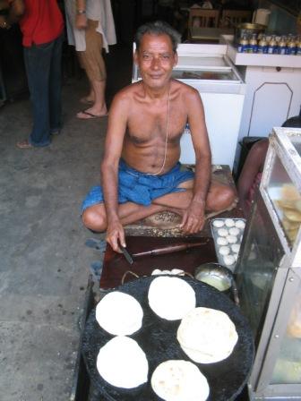 paratha maker: