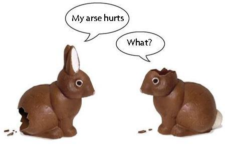 happy easter!: