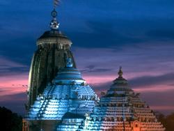 puri temple: