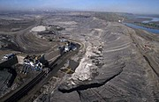 Pulling oil from the tar sands of Alberta is creating huge  environmental problems.