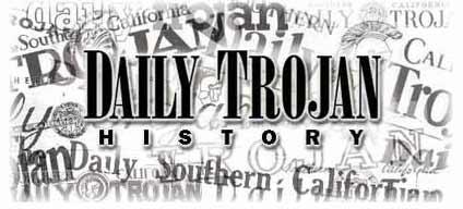 Daily Trojan History