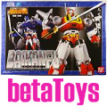 Buy Japanese Transformers and Medicom Action Figures from betaToys.com
