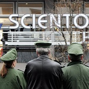 A number of German states, including Hamburg, continue to monitor the Scientologists today.