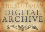 Scotsman Digital Archive