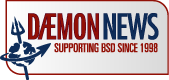 DæmonNews: News and views for the BSD community