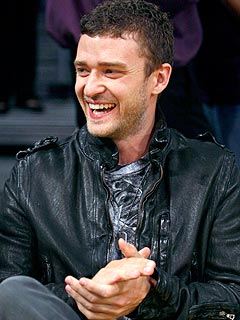 Justin Timberlake Leads All-Star Lakers Fans | Justin Timberlake