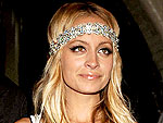 Nicole Richie Gets Social at the Chateau | Nicole Richie