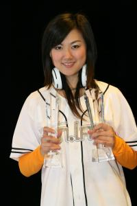 Cang, winner of Iron.Lady 2