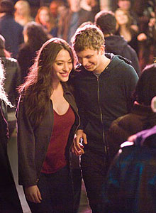 Michael Cera and Kat Dennings in 'Nick and Norah's Infinite Playlist' Photo