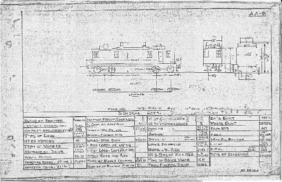 AA-2 Class Drawing