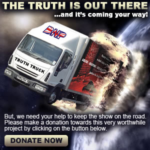 Please support the Truth Truck Appeal