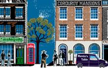 Alexander McCall Smith's Courduroy Mansions online novel: Read a chapter a day, a few at a time or all at once at Telegraph.co.uk