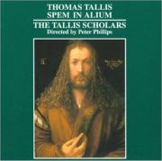 'Spem in alium' by Thomas Tallis, performed by the Tallis Scholars (available for purchase at Amazon.com)