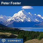 Peter Foster in New Zealand