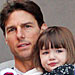 Tom Gushes Over Suri's Incredible Vocabulary | Suri Cruise, Tom Cruise