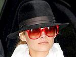 Nicole's Shades of Red | Nicole Richie