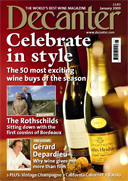 Decanter Magazine - the route to all good wine