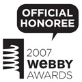 Official Webby Honoree