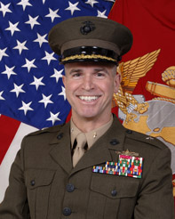RDML Alan T. Baker, Chaplain of the Marine Corps/Deputy Chief of Navy Chaplains