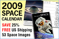 Get Your 2009 Year in Space Calendar!