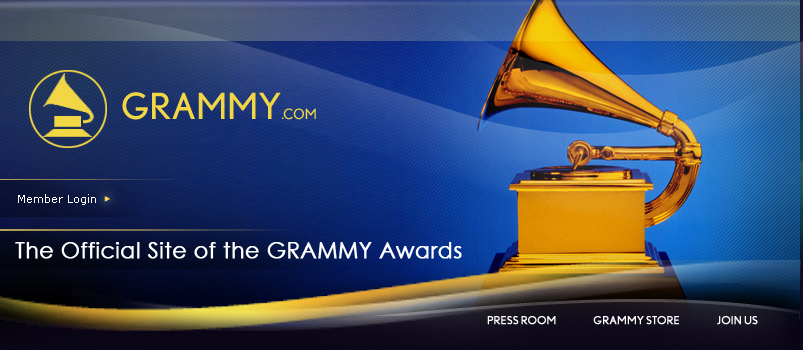 GRAMMY.com Home