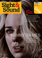 Cover of Sight & Sound April 2008.