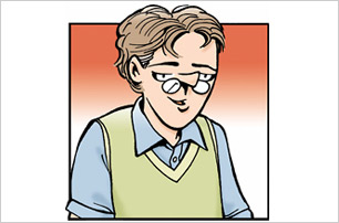 TODAY'S DOONESBURY: Tiny tunes.