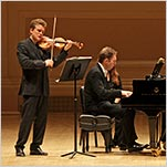 A Recital Brings Together Two Soloists