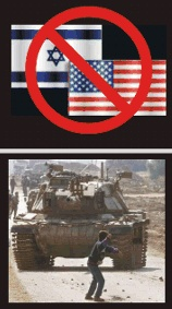 STOP USA-Izrael terror