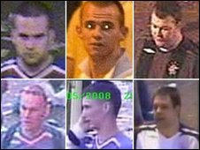Suspects being sought by police