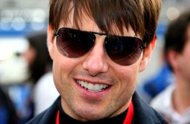 Actor Tom Cruise will drive the pace car during the Daytona 500 at Daytona International Speedway on Feb. 15. (Jerry Markland / Gety Images for NASCAR)