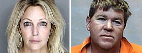 Mug shots of the rich and infamous
