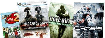 Video Game Titles