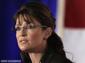 Palin was the target of an investigation, led by Elton.
