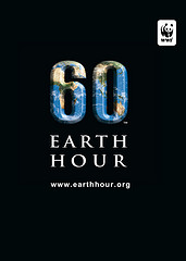 Earth Hour TShirt Template by Earth Hour Global