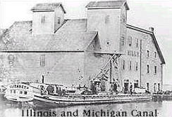 Image of Illinois and Michigan Canal